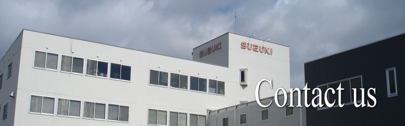 Suzuki Head Office Japan Contact